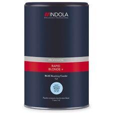 Indola Rapid Blue Dust Free Powder Bleach 500grm