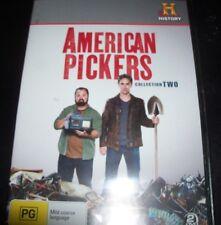 American Pickers The Complete Season Two 2 (Australia Region 4) DVD - NEW