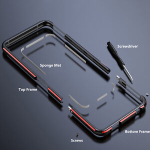 Protective Frame Shell Cover with Accessory for ASUS ROG2 Phone 2 ZS660KL Phone