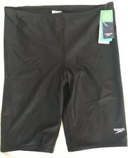 Speedo Men's Solid Lycra Jammer Sz. 34 NEW!