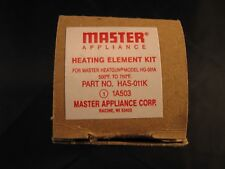 Master Appliance Heating Element Kit Has-011K new
