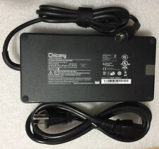 Original OEM Chicony 330W 19.5V AC Adapter for Sager NP7280 NP7282 NP9370 NP9570