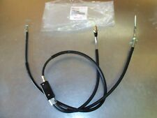 NEW OEM KAWASAKI KFX 50, SUZUKI LT50 LT-A 50 QUAD MASTER, REAR BRAKE CABLE