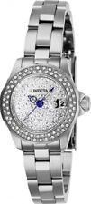 Invicta Women's Angel Quartz 3 Hand Pave Dial Watch 28453