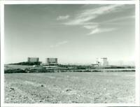 Hinkley Point Nuclear Power Stations - Vintage photograph 3024413