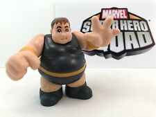 WOLVERINE Marvel Super Hero Squad BLOB from Battling The Brotherhood Pack