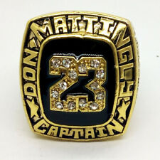 CAPTAIN DON MATTINGLY New York Yankees Ring #23 sport hall of fame US size 11