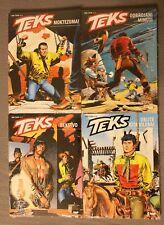 Tex Willer, Veseli četvrtak, lot 4 stripa / 4 comic books / pick 4 from the list
