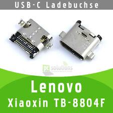 ✅ Lenovo Xiaoxin TB-8804F USB-C Buchse Ladebuchse Socket Port Connector
