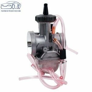 PWK 36mm Airstriker Carburetor For Motorcycle Scooter LT500 ATC250R CR250