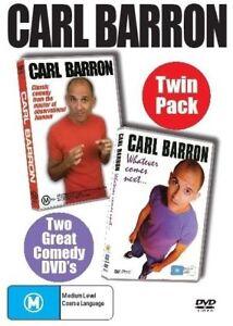Carl Barron - Live / Whatever Comes Next (DVD, 2007, 2-Disc Set)