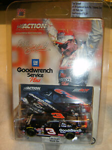 #3 Dale Earnhardt GM GOODWRENCH SERVICE PLUS RICHMOND WIN 2000 1/64 Action NEW