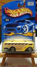 Hot Wheels First Editions Surfin School Bus 2001-014 (9983)