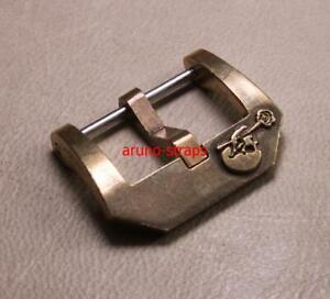 bronze buckle 22 24 26 mm (Vintage style)