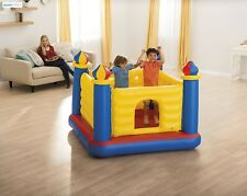 Small Bounce House Inflatable Castle Bouncer For Kids Toddler Trampoline Jumper