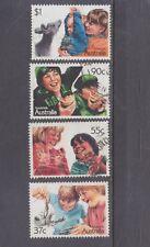 AUSTRALIA-1987-AUSSIE KIDS SET-USED-$3.50-freepost