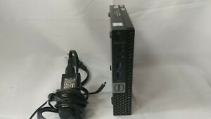 Dell OptiPlex 7040 Micro. Intel® Core™ i5-6500T CPU @ 2.50GHz. 4GB DDR4. 500GB