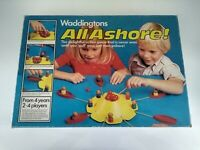 All Ashore! - Vintage Board Game By Waddingtons 1980 complete