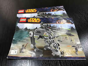 LEGO STAR WARS | 75043 | AT-AP INSTRUCTION MANUALS ONLY
