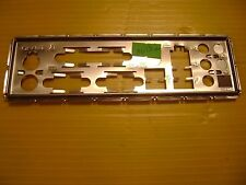 I/O Shield  Plate for FIC AU13 nForce2-ST Motherboard