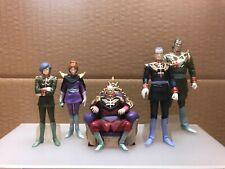 LOTTO GASHAPON GUNDAM 01 Megahouse Gundam Zabi Family Collection