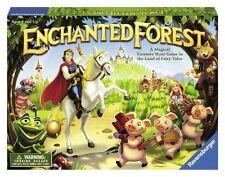 1994 Ravensburger Enchanted Forest Board Game Randolph Matschoss