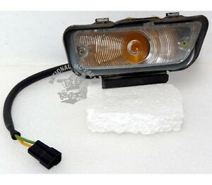 Mopar NOS 1965-66 Plymouth Fury Right Hand Park Lamp Assembly 2483262