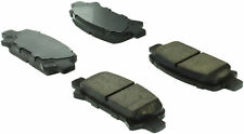 Centric Posi-Quiet Brake Pad Rear Set For 98-06 Baja/Impreza/Forester #106.07700