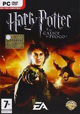 Harry Potter E Il Calice Di Fuoco - PC DVD-Rom