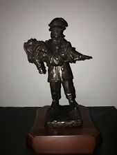 More details for firefighter statue fireman ( small )