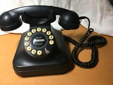 Vintage Black GRAND PHONE Telephone PF Products Flash Redial