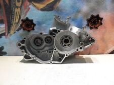 2004 SUZUKI RM 85 LEFT ENGINE CASE  (A) 04 RM85 BIG WHEEL