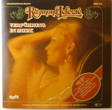 """7"""" Single - Raymond Lefèvre - Verführung In Musik - s258 - washed & cleaned"""