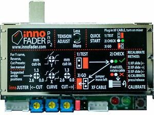 Audio Innovate Innofader PNP2 Crossfader VCA DJ Mixer Universal PNP 2 Fader