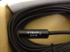 NEW  TELCO   LTA15   PHOTOELECTRIC LIGHT TRANSMITTER / LIGHT SENDER