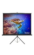 VonHaus 86-Inch Projector Screen with Tripod Stand