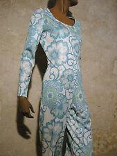 Vintage Chic Suit 1970 Vtg Jumpsuit 70s Seventies Retro (38)
