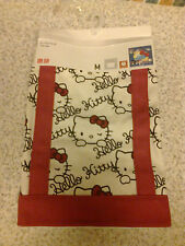 VINTAGE HELLO KITTY TOTE BAG  UNIQLO LIMITED ED SANRIO OFF CREAM 38 X 27 X 13CM
