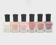 NEW Deborah Lippmann Limited Edition Bed of Roses Nail Polish Set of 6