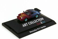 1:87 Porsche 911 Turbo Type 930 Fire & Ice - Art Collection - herpa 045094