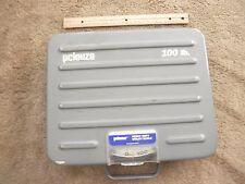 PELOUZE (P100S) 100 LB. CAPACITY HEAVY DUTY MECHANICAL UTILITY SCALE