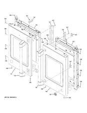 New Oem Genuine Wall Oven Plate Strike Wb10X23776