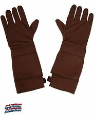 Captain America Winter Soldier Child Deluxe Gloves Marvel Comics Rubies 35644