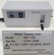 Mitsubishi WS-100 Water Supply Unit
