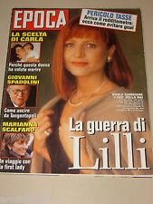 EPOCA=1993/2209=LILLI GRUBER=CORLEONE=WALTER BONATTI=MARCO MASINI=CARLA LEVATI=
