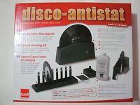 Macchina Pulizia Dischi In Vinile KNOSTI Disco Antistat + Liquido Antistatico