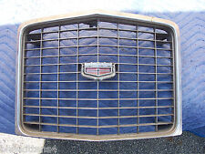 1973 MERCURY MONTEGO GRILL OEM USED HAS SOME PITTING ORIGINAL FORD PART NUMBER