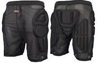 BULLET - Padded Snowboard Shorts / Hip & Coccyx Impact Protection