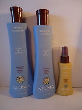 NEUMA ORGANIC MOISTURE SHAMPOO, CONDITIONER & ARGAN TREATMENT FULL SIZE TRIO