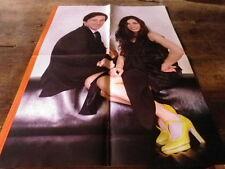 OLIVIA RUIZ & THOMAS DUTRONC - Poster !!! PLATINE !!!
